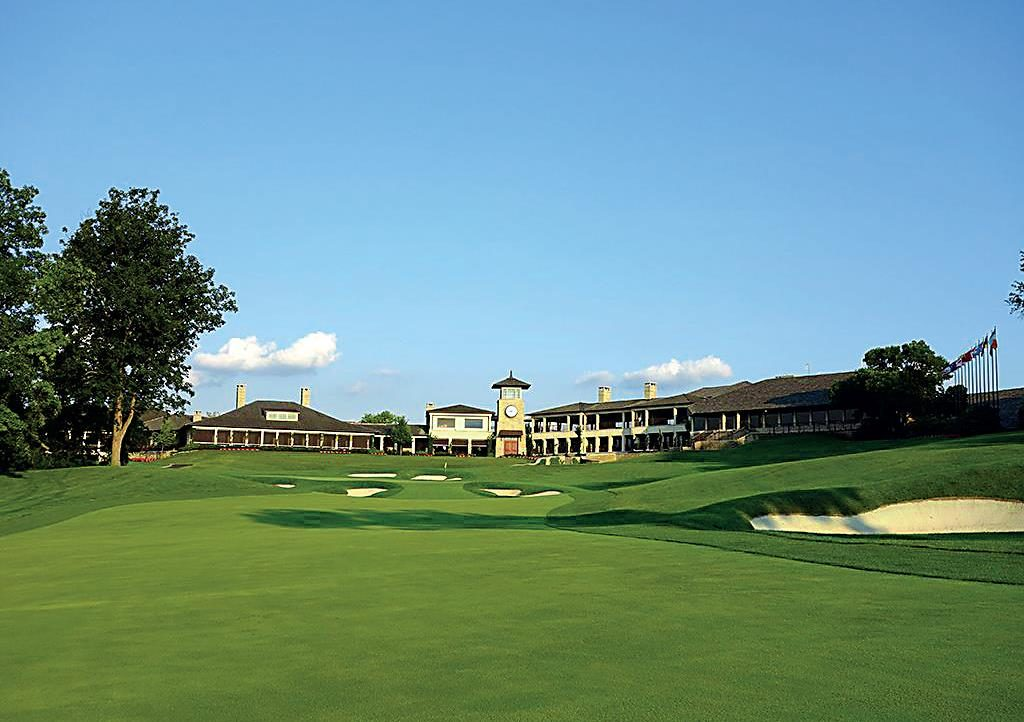 GOLF RESORTS Muirfield Golf Village, Ohio