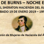 INMURCIA attends the XV Burns Dinner – A tribute to the Scottish culture