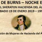 Inmurcia acude a la XV Cena Burns, homenaje a la cultura escocesa
