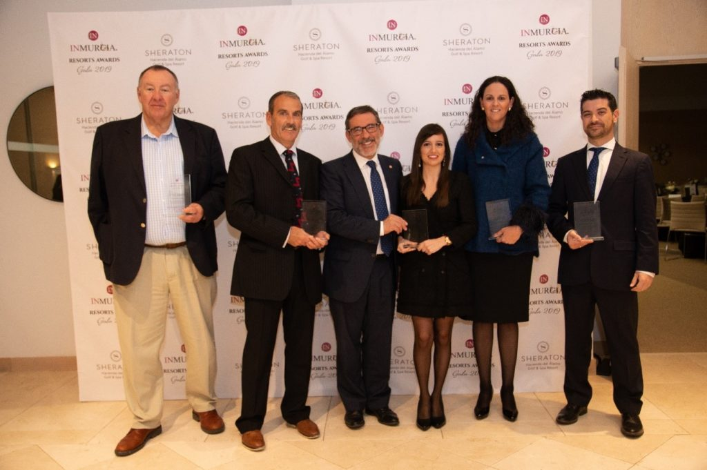 INMURCIA RESORTS AWARDS Gala 2019