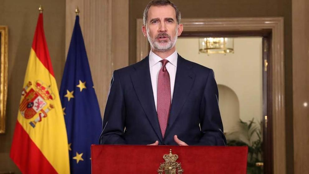 March 18 | Message from HIS MAJESTY KING FELIPE VI