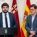 APRIL 12 | Press Conference | President of the Region of Murcia