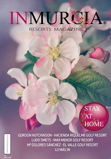 "INMURCIA RESORTS MAGAZINE ""STAY AT HOME"" Vol II Special Edition"