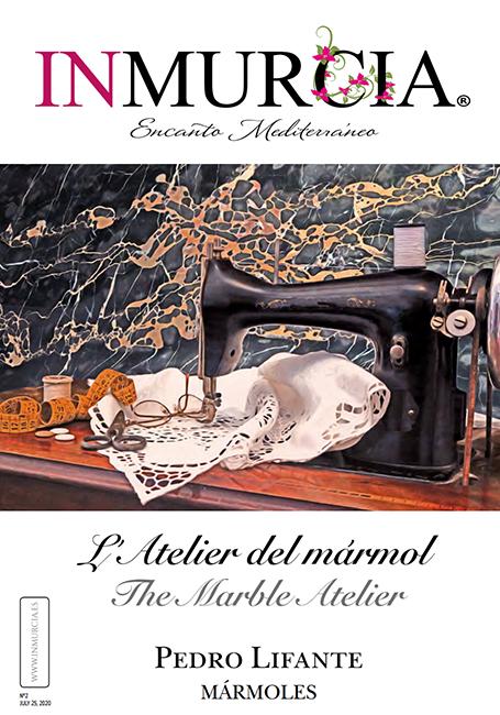 INMURCIA – Encanto Mediterráneo – The Atelier of Marble / L'Atelier del Mármol
