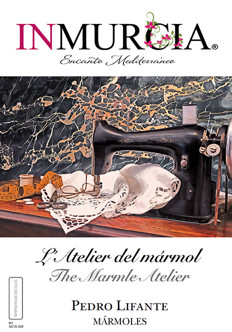 INMURCIA ENCANTO MEDITERRANEO – L'Atelier del Mármol